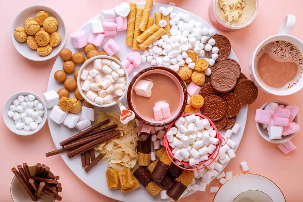 Simply Mumma_Grazing Platter Ideas Hot Chocolate Party