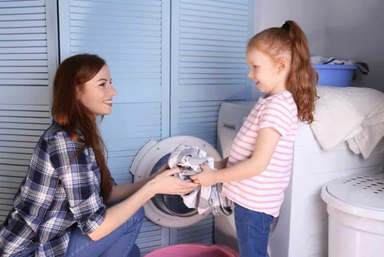 Simply Mumma_Household Chores for Kids by Age
