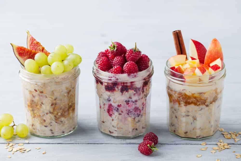 Simply Mumma_Start Meal Prepping with Overnight Oats
