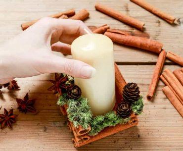 Simply Mumma_DIY Christmas Decor Ideas with Cinnamon Bark