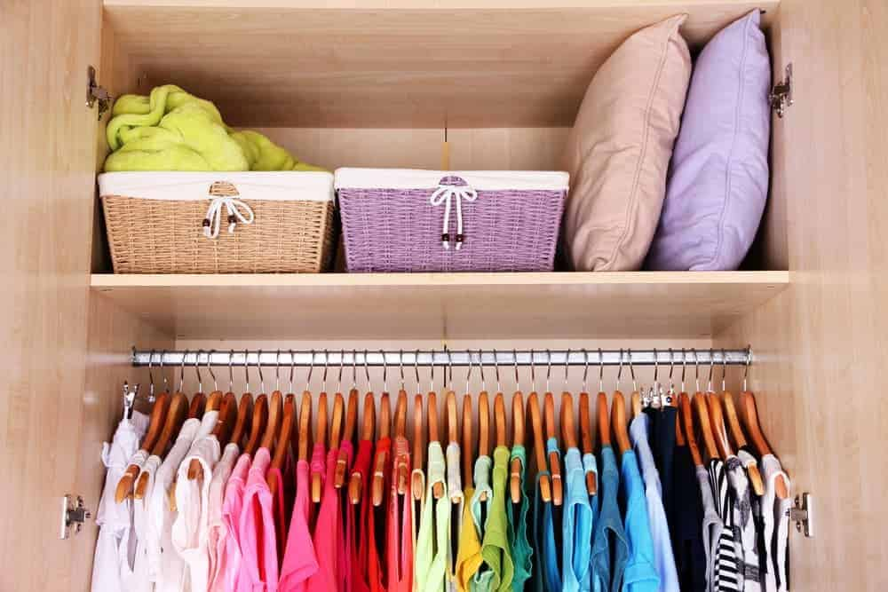Simply Mumma_How to Organise Your Closet at Home