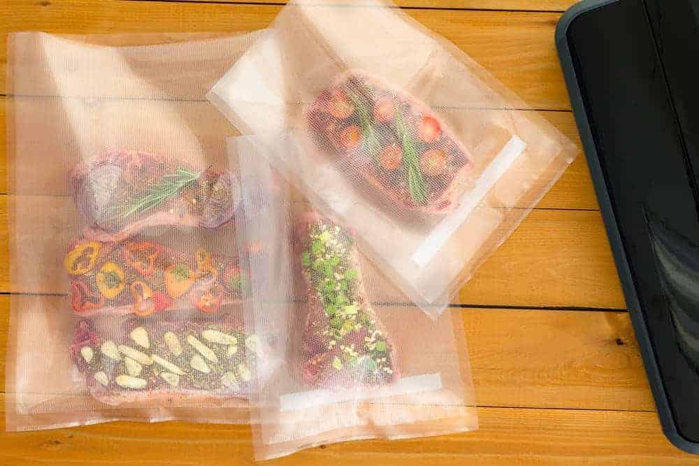 Simply Mumma_How to Vacuum Seal Food in Bags
