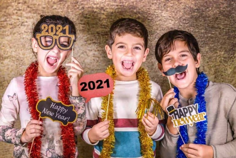 Simply Mumma_Party Ideas for Kids This New Year's Eve