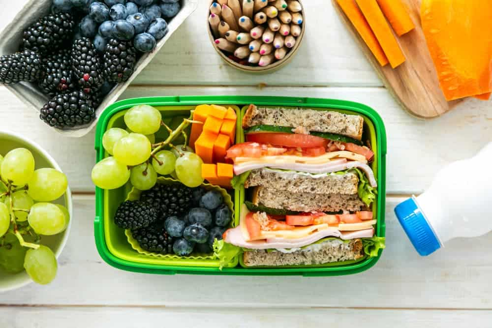 Simply Mumma_Easy Bento Lunch Boxes for Kids