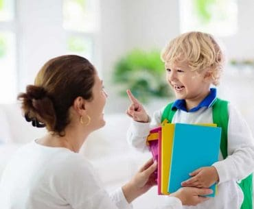 Simply Mumma_How to Get Kids Back to a School Morning Routine