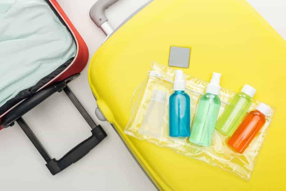 Simply Mumma_Vacuum Packing Travel Essentials