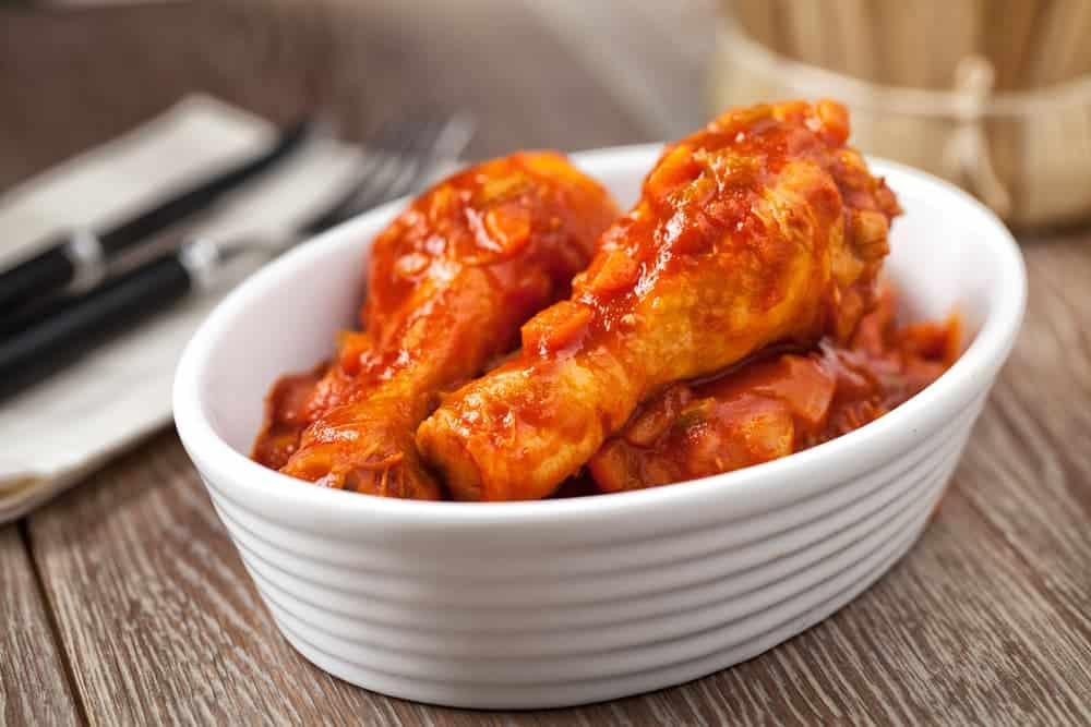 SImply Mumma_Easy Air Fryer Recipes DeLonghi Chicken Cacciatore