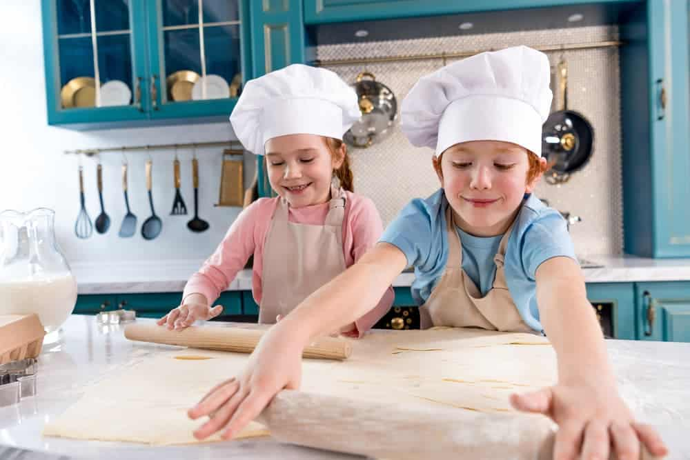 Simply Mumma_Life Skills for Kids at the Kitchen