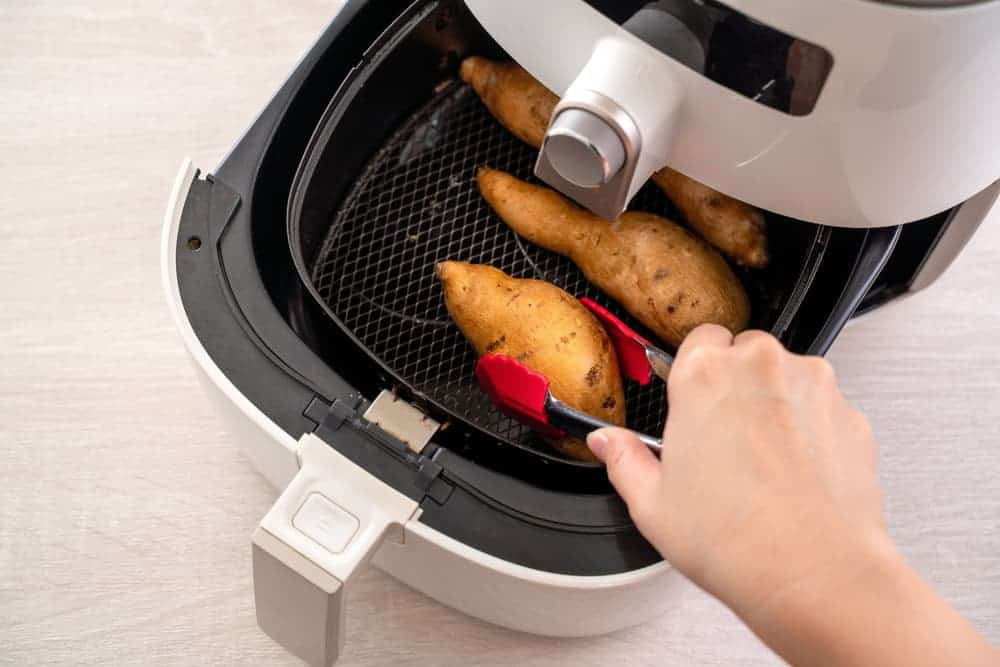 Simply Mumma_Air Fryer Quick and Easy Meals with Sweet Potato