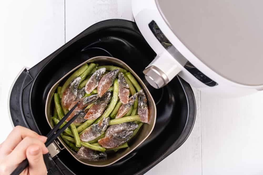 Simply Mumma_Air Fryer Quick and Easy Meals with Veggies