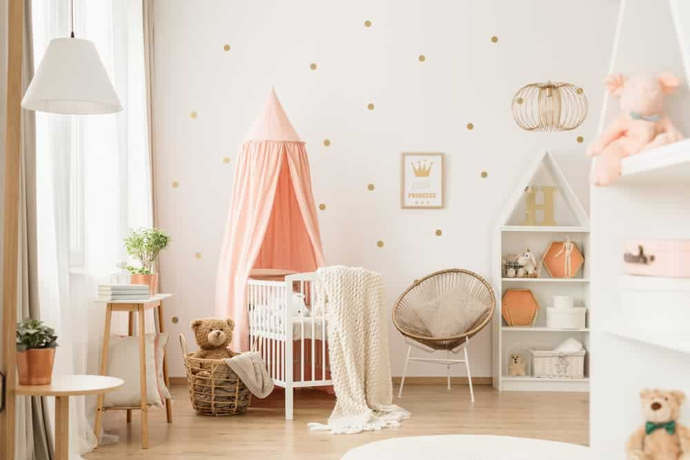 How to Start Decorating a Nursery