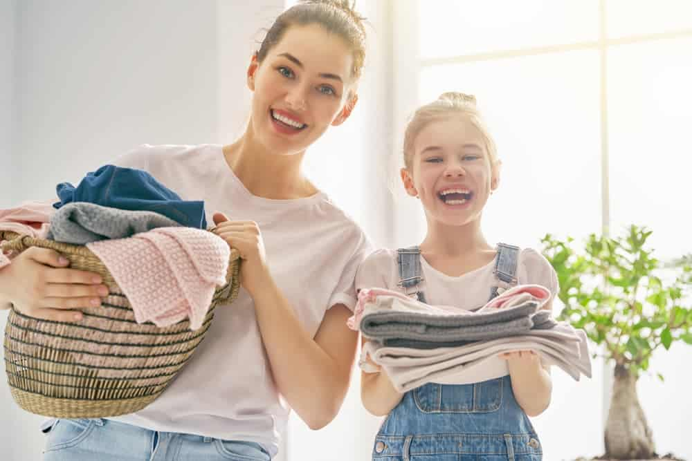 Simply Mumma_Laundry Basics and Tips for Mums