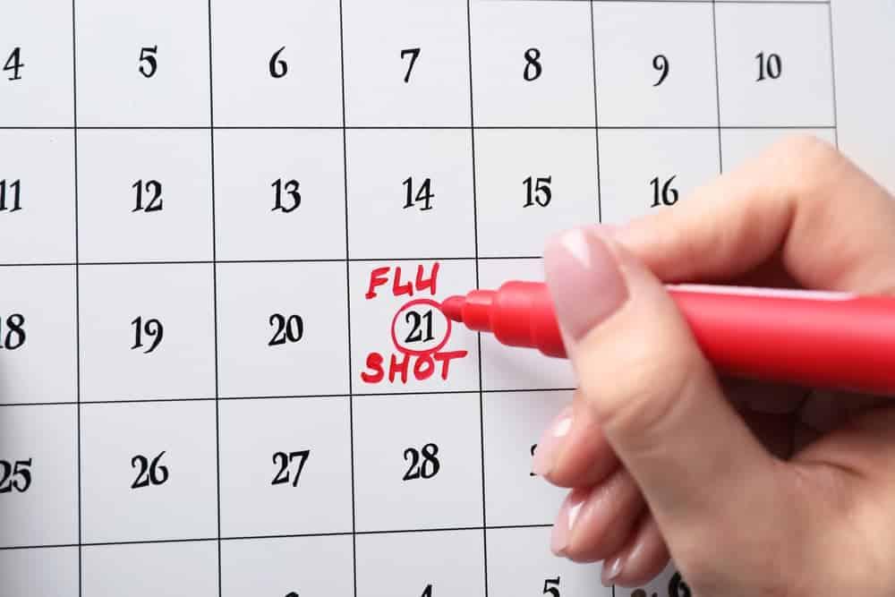 Simply Mumma_Mark Calendar for Immunisation Schedule
