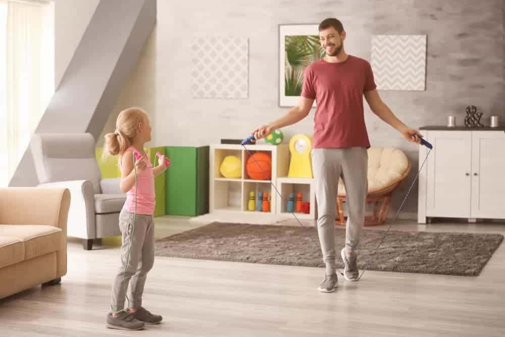 Simply Mumma_Skipping Workout for Kids