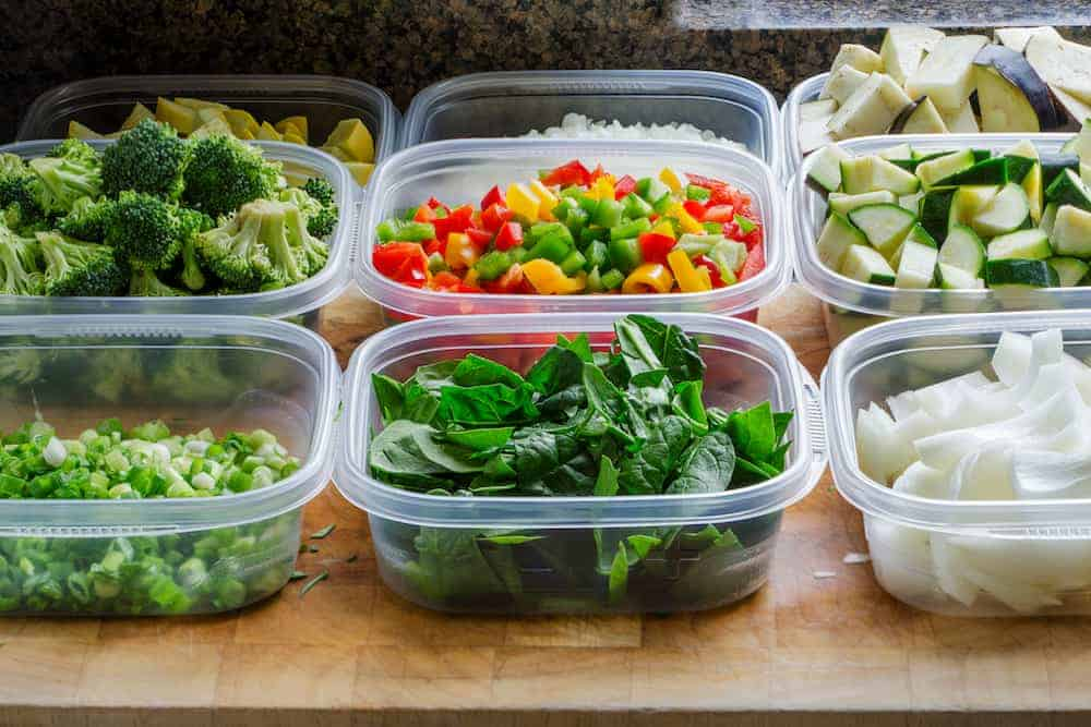 Simply Mumma_Store Leftovers for Faster Weeknight Dinner Prep