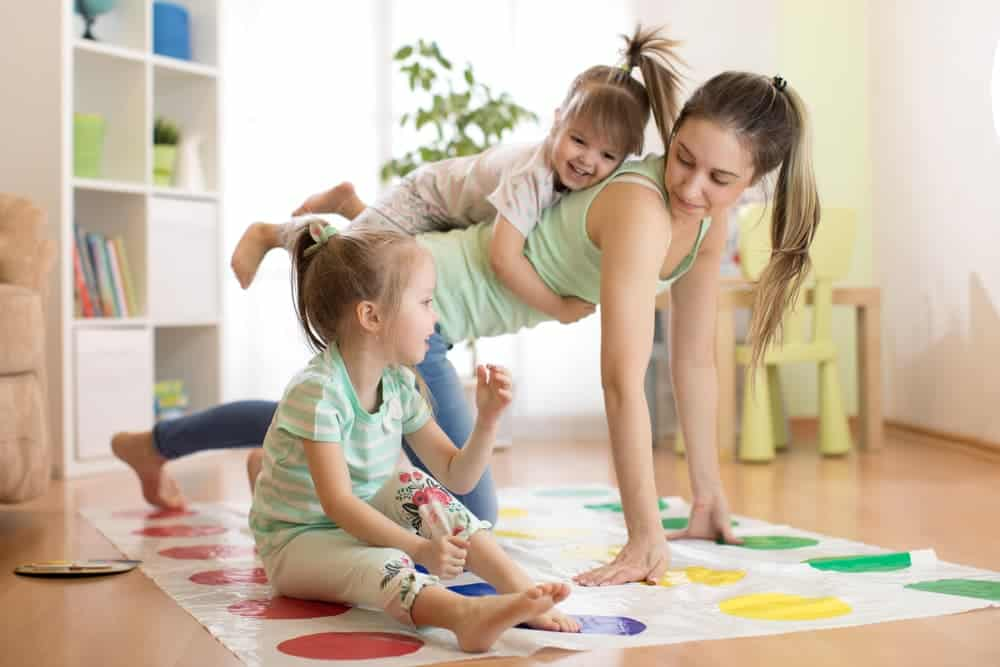 Simply Mumma_Stretching Workout for Kids