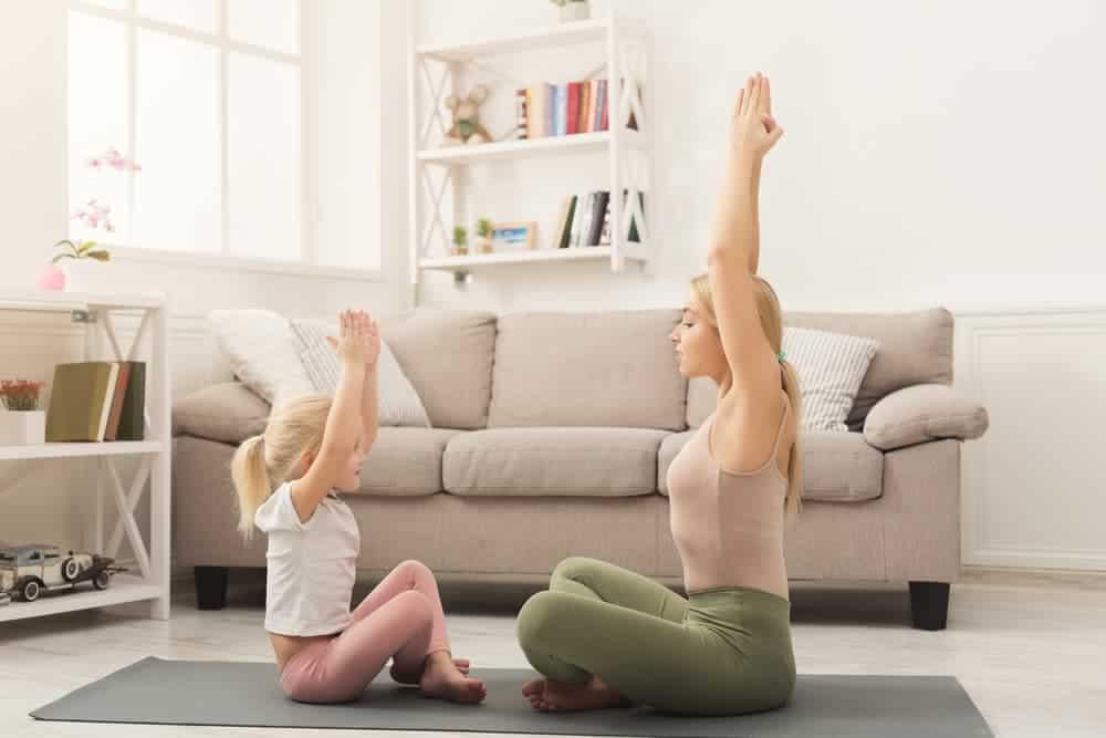 Simply Mumma_Yoga Workout for Kids