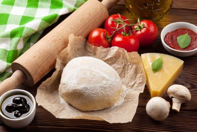 Simply Mumma_Steps to Make Bread Maker Pizza Dough