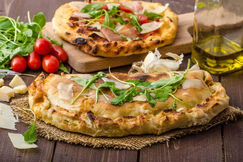 Simply Mumma_Turn Your Bread Maker Pizza Dough into Calzone