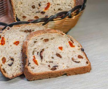 Simply Mumma_Fruit and Nut Sweet Bread Machine Recipe